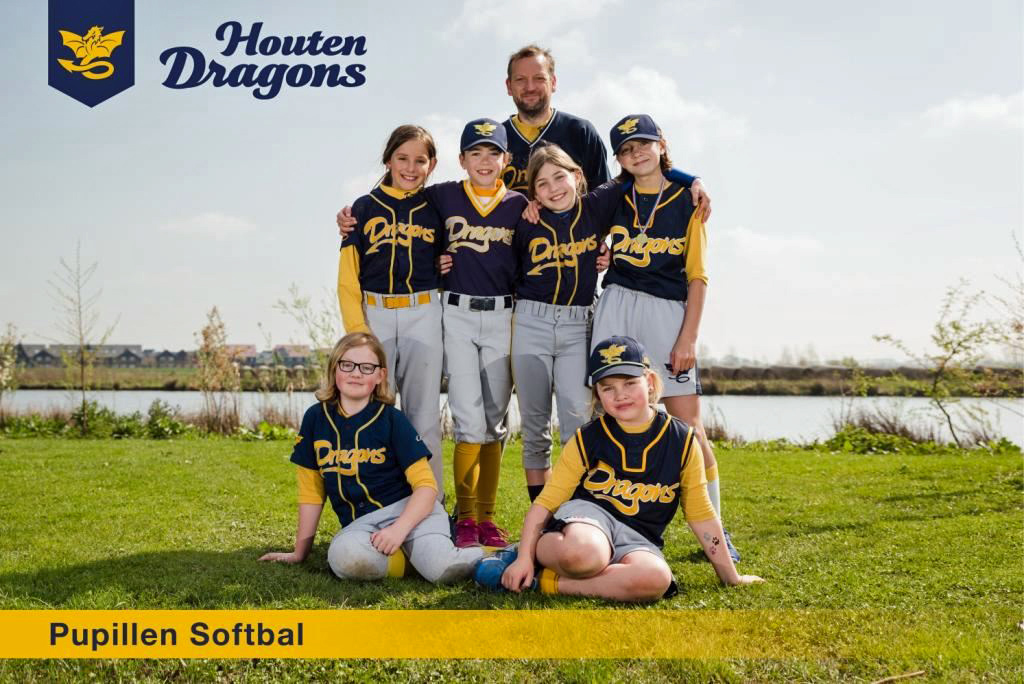 2017 Softbal Pupillen A