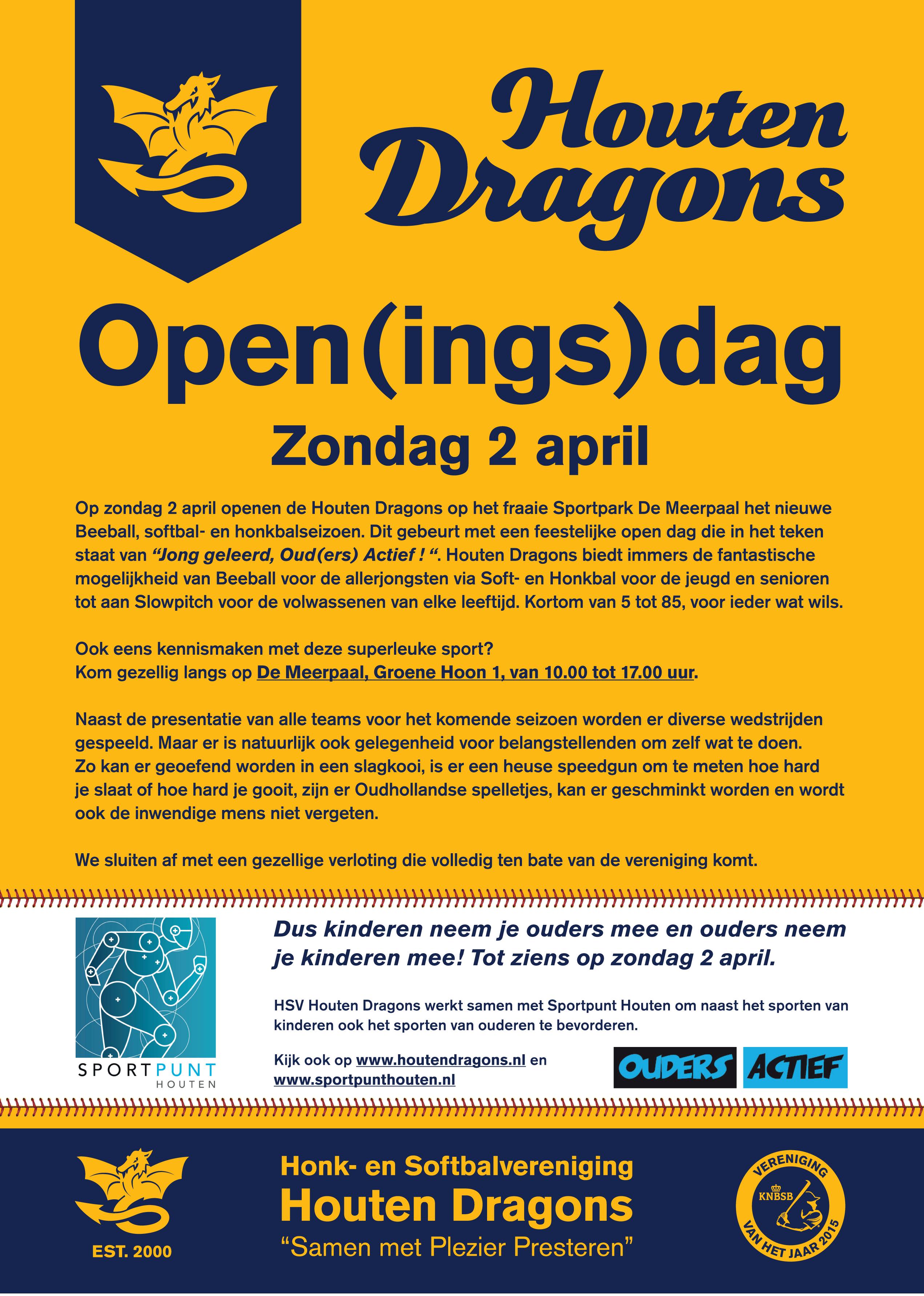 HD Poster A4 Openingsdag Sportpunt v1 HRc